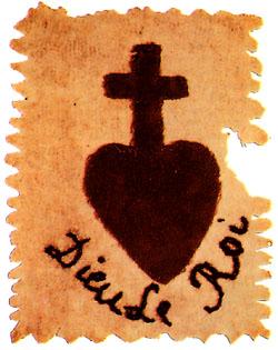 Coeur-chouan heart