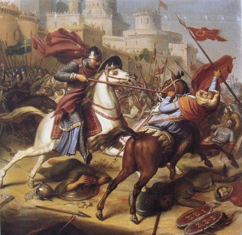 Robert de Normandie at the Siege of Antioch 1097–1098