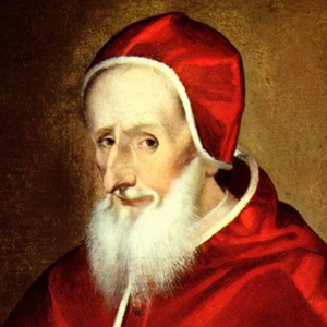 Pope Saint Pius V by El Greco