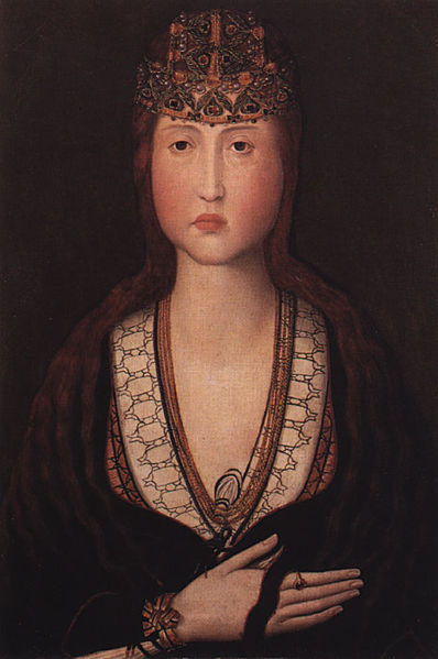 Bl. Joanna was very beautiful and her hand was sought by several princes, including Richard III of England, Charles VII of France, and Maximillian, heir to the Holy Roman Empire