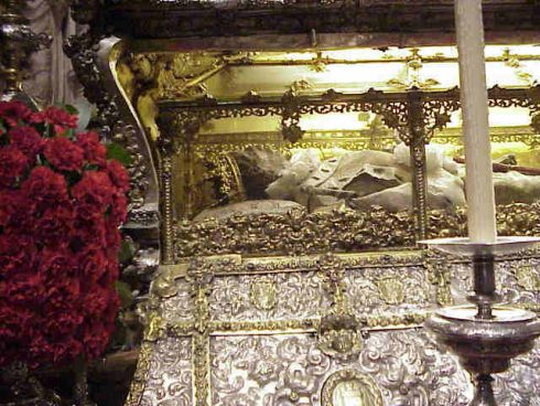 Incorrupt body of Saint Ferdinand III of Castile and Leon