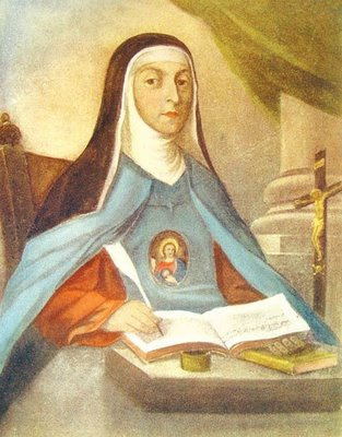 St. Maria Celeste Crostarosa, Co-Founder of the Redemptorist Nuns