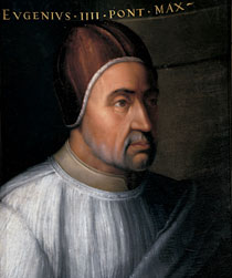 Pope Eugenius IV