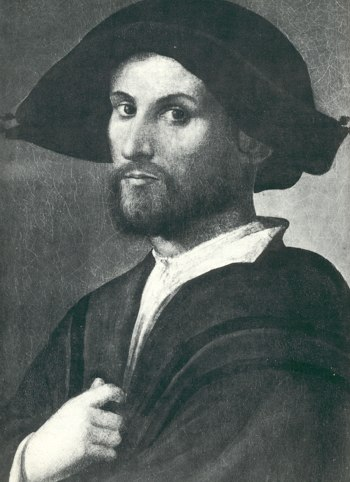 Juan Borgia (Giovanni Borgia), second son of Alexander VI and father of St. Francis Borgia.