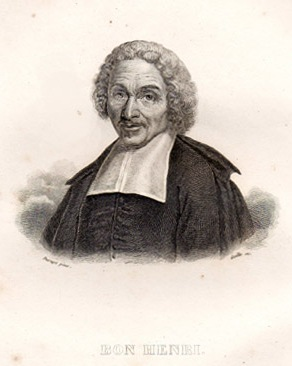 "Heinrich Michael Buch, commonly called ""Good Henry"""