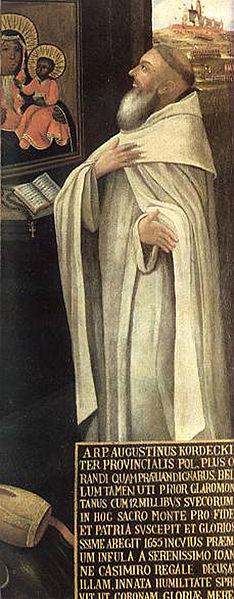 Fr. Augustyn Kordecki, the Prior of Jasna Góra Monastery