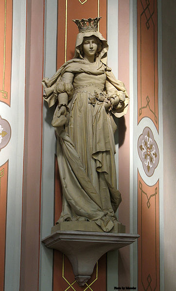 Saint Elisabeth of Hungary
