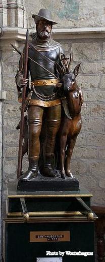 Saint Hubertus