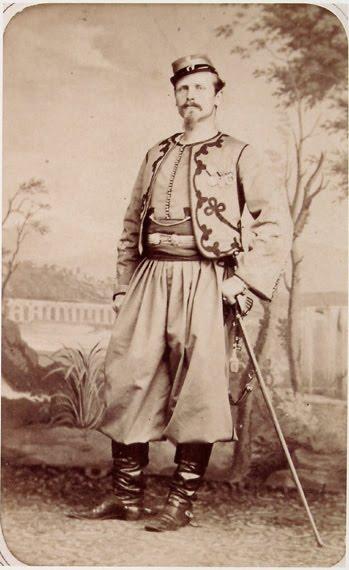 General Baron Athanase Charles Marie de Charette de la Contrie 1832 -1911