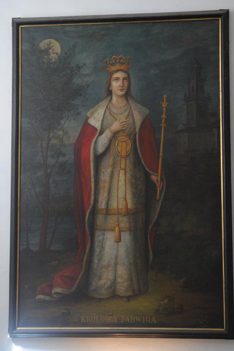 Lady Jadwiga Jaroszewsha