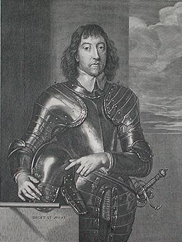 Henry Howard, 22nd Earl of Arundel (1608-1652), brother of Bl. William