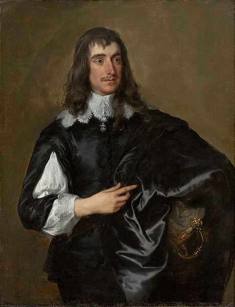 Bl. William Howard, Viscount of Stafford, Painting by Van Dyck