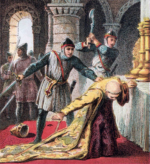 Murder of St. Thomas Becket