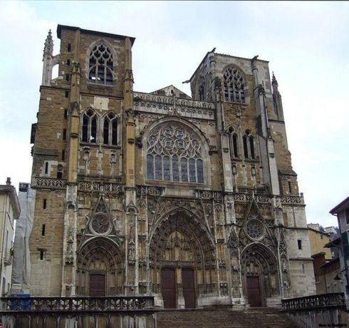 Saint-Maurice Cathedral