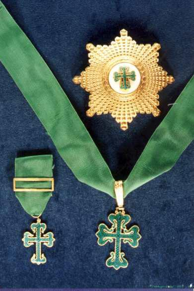 Medals of the Order of Avis