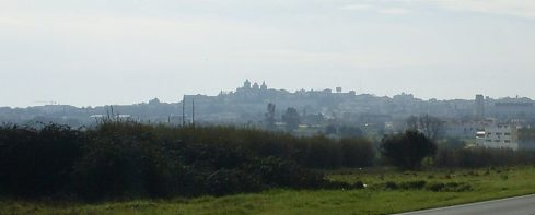 City of Evora. Photo by Darwinius.