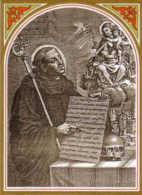 St Odilio Cluny