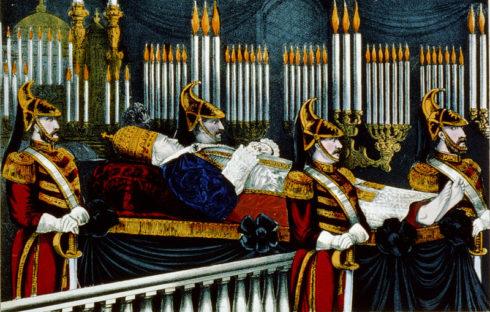 Funeral of Pope Pius IX