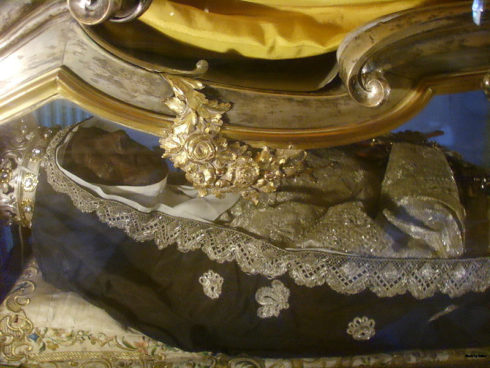 The Incorrupt body of St. Catherine de Ricci