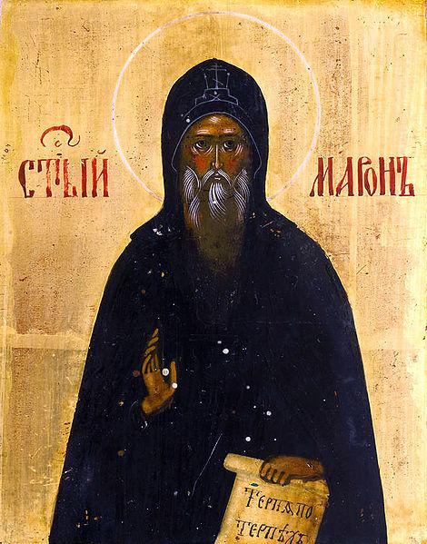 St. John Maron