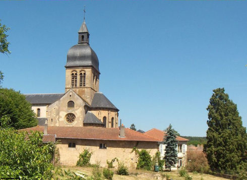 Former Abbey Church of Gorze