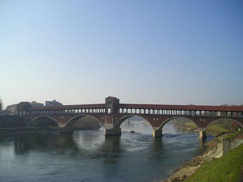 Ponte Vella in Pavía