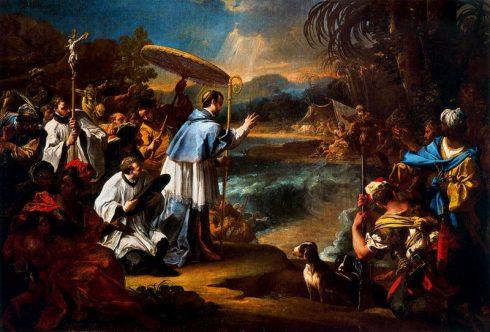 Miracle of St. Toribio