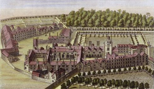London Charter house