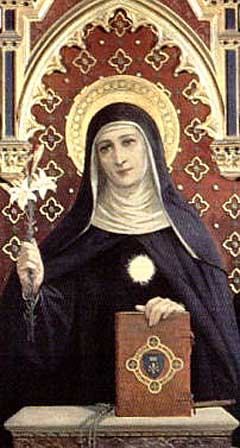 St. Juliana Falconieri