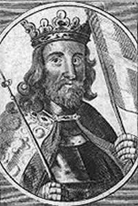 King Valdemar II of Denmark