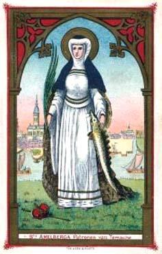 St. Amelberga