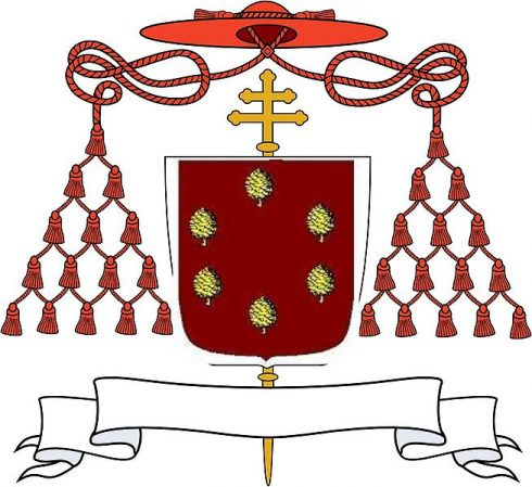 Coat of arms of St. Roberto Bellarmino