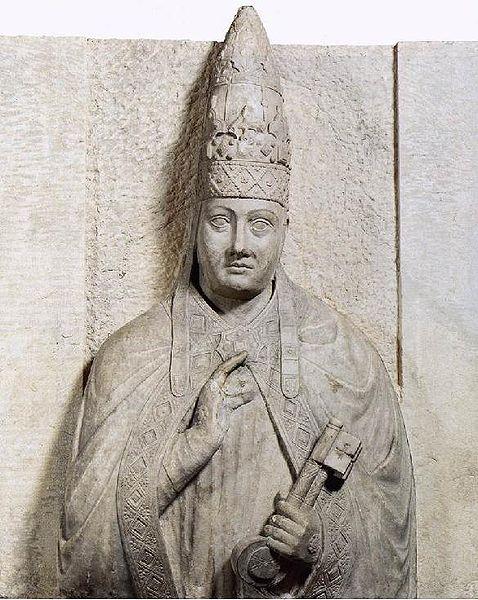 Pope Bonifatius VIII
