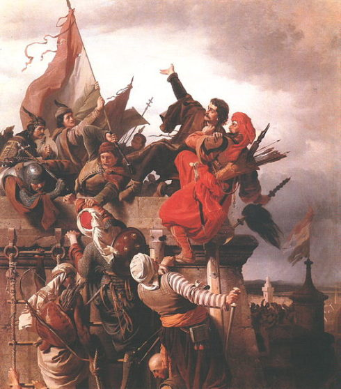 Siege of Belgrade