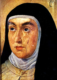 In Spain, the first potatoes were grown in the garden of Seville Monastery by St. Teresa of Avila. She would give them to those who were sick, knowing the potato's healthy properties.
