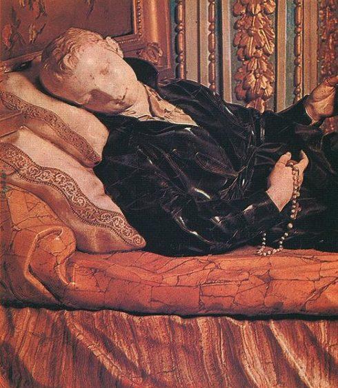 The Death of St Stanislas Kostka
