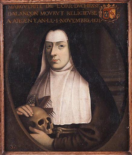 Bl. Margaret of Lorraine, Duchess of Alençon.