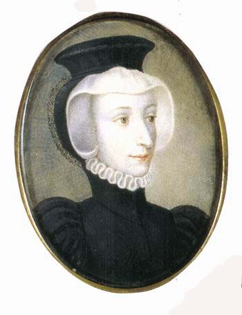 Archduchess Magdalena of Austria, fourth daughter of Ferdinand I & founder and abbess of the convent in Hall in Tirol.