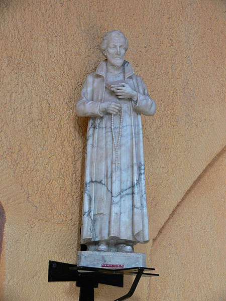 Statue of St. Peter Canisius