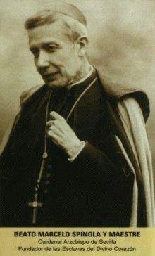 Cardinal Marcelo Spinola y Maestre