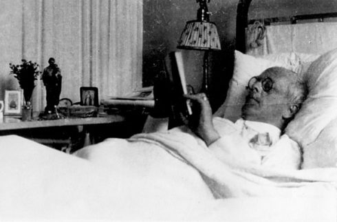 Photo of Blessed László taken shortly before his death.