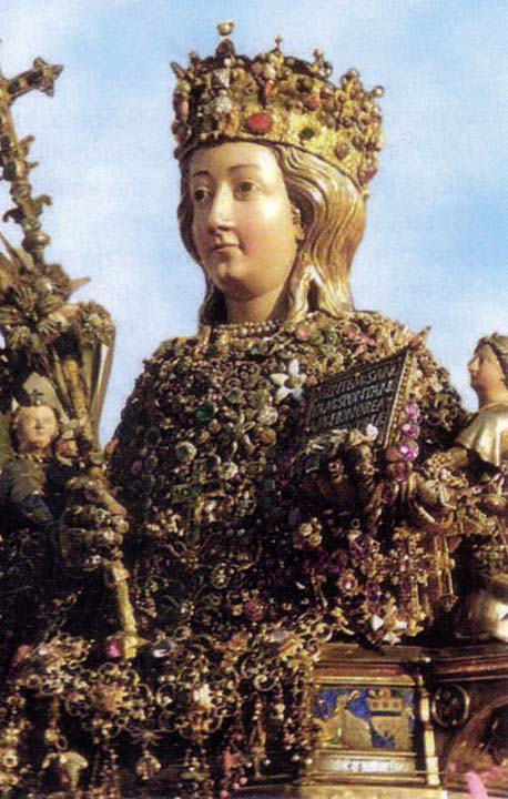 The Festival of Saint Agatha is the most important religious festival of Catania, Sicily.