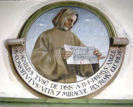 Bl. Agnellus of Pisa