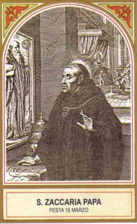 Pope St. Zachary