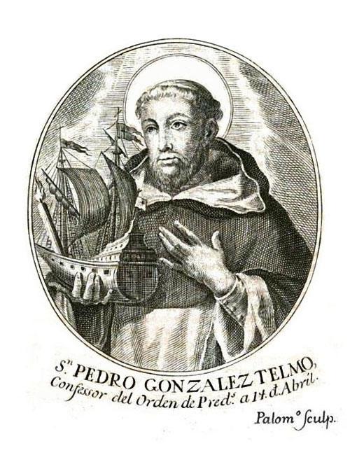 St. Pedro Gonzalez