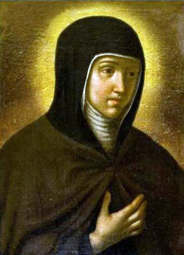 Saint Camilla Battista da Varano