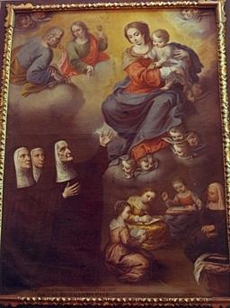 St. Jeanne de Lestonnac