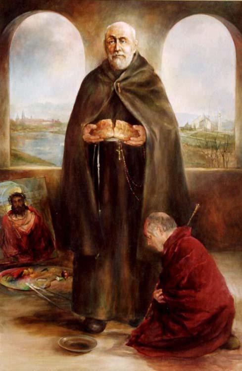 St. Brother Albert