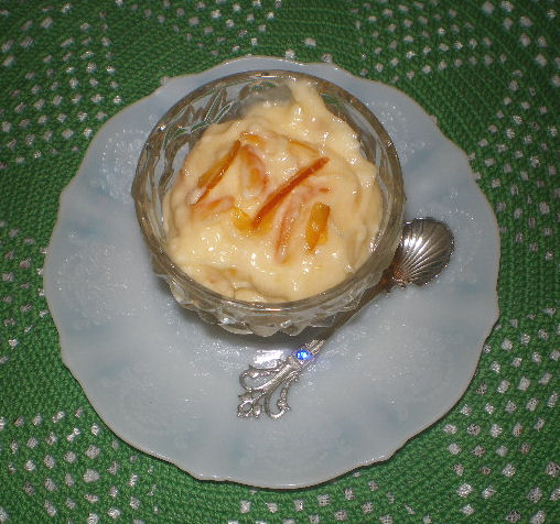 Orange Marmalade Butter