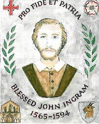 Bl. John Ingram
